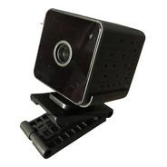 Mini Câmera Wifi Ip Filma No Escuro Com Infra Espiã Portátil