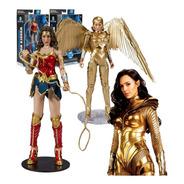 Mujer Maravilla Dc Wonder Woman Mcfarlane Coleccionable