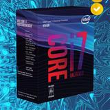 Nw Procesador Intel I7 8700k 4.7ghz 12mb Cache 2666mhz 8va