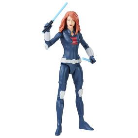 Boneca Viúva Negra - Avengers - 15 Cm - Hasbro