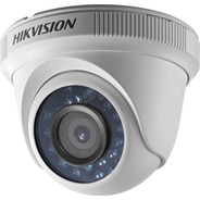 Camara Mini Domo Interior Hikvision Ds-2ce56c0t-ipf 1mp 720p