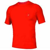 Camisa Termica Manga Curta Para Futebol - Futebol no Mercado Livre ... edd4b56b71faa