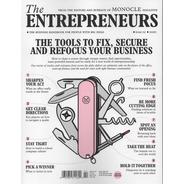 Monocle Revista Compacta: The Entrepreneurs 2020