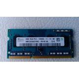 Memoria Ram Portatil Ddr3 - 2gb 12800