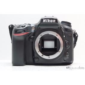 Camara Profesional Nikon D7200 De 24.2 Mp Solo Cuerpo Vid Hd
