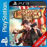 Bioshock Infinite Ps3 Digital N°1 En Ventas En Argentina