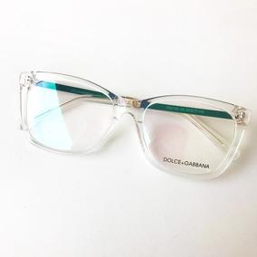 Oculos De Grau Feminino Burberry - Óculos Branco no Mercado Livre Brasil 65893c4d3c