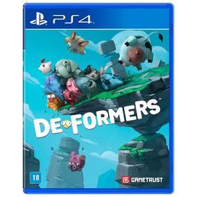 Jogo Deformers Para Playstation 4 (ps4) - Gametrust
