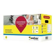 Membrana Webertec (10 L + 15 K) 25 K Weber Flexible Pintumm