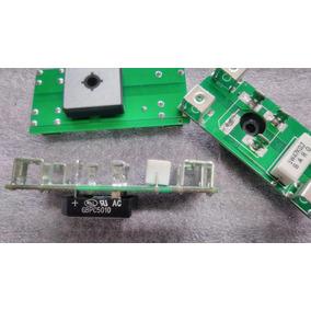 Ponte Retificadora Gbpc5010 * Gbpc 5010 * 50a 1000v + Placa