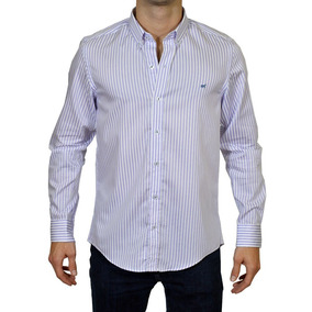 Camisa Manga Larga Fit Mod 13248 Hombre Mistral Ver18