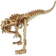 Dinosaurios Madera Puzzle Dinosaurio Madera 3d Rompecabezas