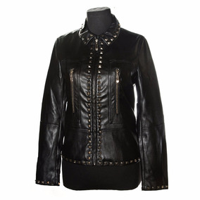 Campera Rocky Negra Xl Extra Large Camperas Mujer