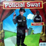 Fantasia Policial Swat - Red Circus