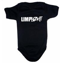 Ropa Para Bebe - Pañalero De Limp Bizkit