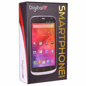 Smartphone Digital2 D504p 3g 5 Touchscreen Dual-sim