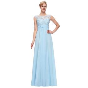Vestido De Fiesta- Gk000093-1