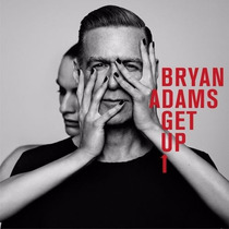 Bryan Adams Get Up Novo Lacrado Cd