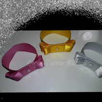 Porta Guardanapo Cetim Laço Chanel Festa Formatura Casamento