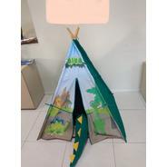Cabana Barraca Dinossauro Infantil 120x160 Ciabrink P6000
