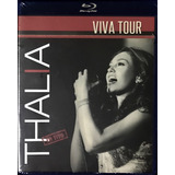 Thalía, Bd + Cd Viva Tour. Sony Music 2013. Hecho En México
