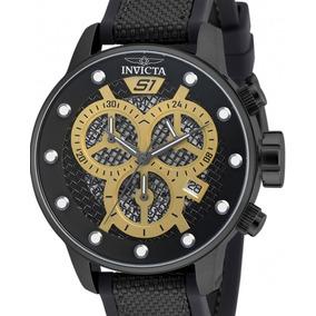 f59491158e5 Relogio Preto Invict - Relógio Invicta Masculino no Mercado Livre Brasil