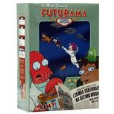 Futurama 2ª Temporada - Box Com 4 Dvds - Novo - Não Lacrado