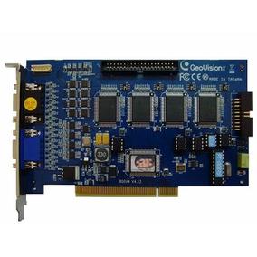 Tarjeta Geovision Gv 800 V8.32 120 Fps 16 Camaras 4 Audio