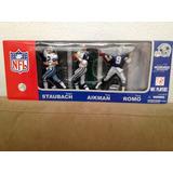 Mcfarlane Dallas Cowboys 3 Pack Staubach, Aikman, Romo