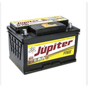 Bateria Jupiter 70ah Amperes Lado Esquerdo Com Manutenção