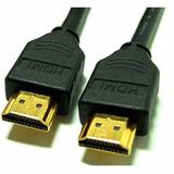 Kit10pcs Cabo Hdmi 1 Metro Fullhd 1080p Ps3 Tv Ultra 4k Xbox