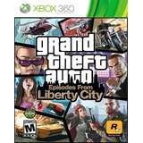 Juego Grand Theft Auto Liberty City Xbox 360 Fisico