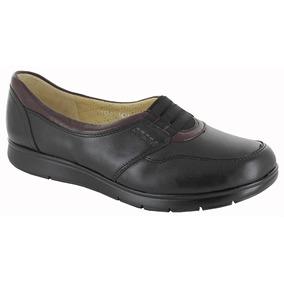 Zapato Doble Ancho Con Plantilla Acojinada 22 Al 28.5. N 71