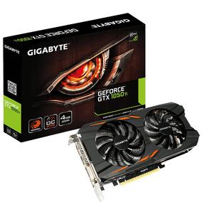 Gigabyte Nvidia Gtx 1050 Ti 4gb Ddr5 Tarjeta De Video Gamer