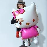 Balões Hello Kitty Cat Balões De Festa De Aniversário Kit/2