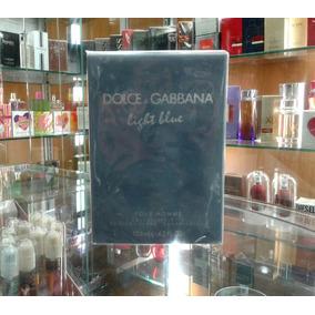 Perfume Light Blue De Dolce Gabbana 125ml Original Caballero