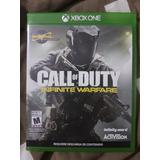 Call Of Duty Infinite Warfare Como Nuevo! Precio Negociable!