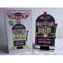 Alcancía Maquina De Casino De Las Vegas !!!