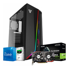 Pc Gamer Nueva Core I5 16gb 120ssd+2tb Video Gtx1050ti 4gb