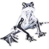 Kare Figura Decorativa Crazy Frog Chrome Small (37376)
