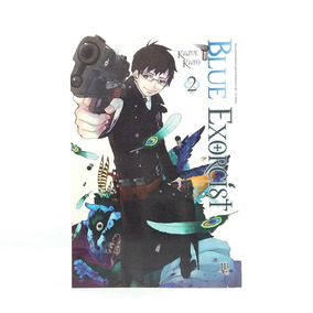 Mangás Blue Exorcist Jbc