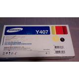 Toner Samsung Y407, Original, Nuevo.
