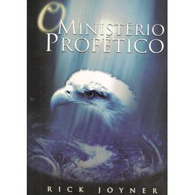 Livro O Ministério Profético Rick Joyner Novo