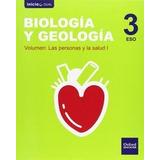 Libro: Biología Y Geología 3.º Eso Serie Duna Inicia Dual. L