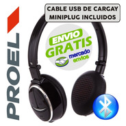 Auricular Bluetooth Profesional Proel Hfbt Manos Libres