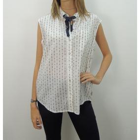 Camisa Arrows Print De Dama Chevignon