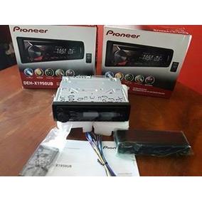 Estereo Pioneer Deh- 1950 + Parlantes 6x9 Pioneer