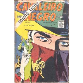 Cavaleiro Negro - Edição Extra - Anos 1960 - Frete Grátis