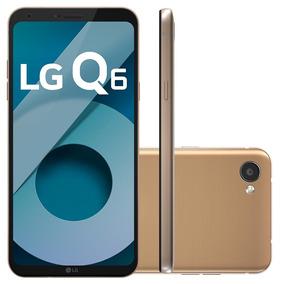 Celular Smartphone Lg Q6 Rose Gold - Tv Digital, Dual Chip
