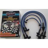 Cables Bujías Garlo Race 8.5mm Vw Sedan Fuel Injection Azul